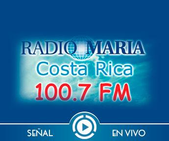 Radio Maria 100.7 FM Costa Rica