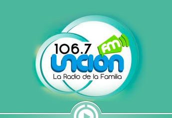 Unción Radio 106.7 FM La Radio de la familia.