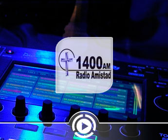KHCB Radio Amistad 1400 AM – Texas