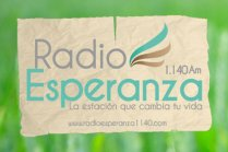 Radio Esperanza 1140 AM Cartagena Colombia